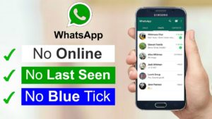 How To Chat Without Showing Online In Whatsapp