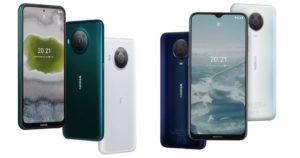 Nokia X10 Nokia X20 Nokia G20