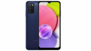Galaxy A03s Launched