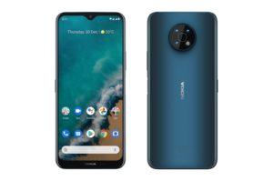 Nokia G50 5g Blue
