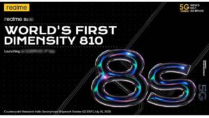 Realme 8s 5g, Realme 8i Launching In India On September 9